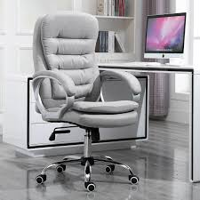 Details About Executive Swivel Office Computer Desk Chair With Armrests  Linen Fabric Grey 12 Best Recling Office Chairs With Footrest Of 2019 The 14 Gear Patrol Black Studyoffice Chair Seat Cha Ks Pollo Chrome Base High Back Adjustable Arms Chair 1 Reserve Rolling Desk Trade Me 8 Budget Cheap Fniture Outlet Quick Sf112 New Headrest Just Give Him The Its That Easy Employer