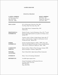 Examples Of Resumes For Teachers Changing Careers Resume Teaching Position Unique Teacher Sample Lovely