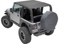 All Things Jeep Outback Extended Bikini Top 2 Door Jeep