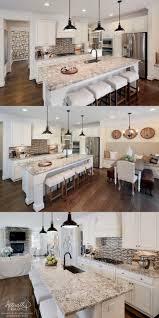 Full Size Of Kitchen Designdecoration Rustic Open Designs White Kitchens Farmhouse