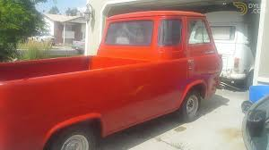 100 Ford Econoline Truck Classic 1963 Pickup Pickup For Sale 4849 Dyler