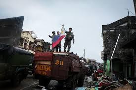 siege liberation timeline the liberation of marawi