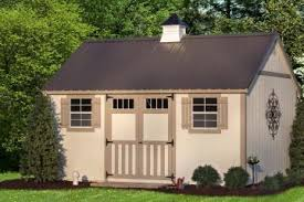 backyard storage sheds pergolas more millers mini barns