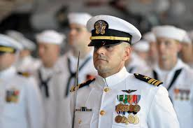Are Naval ficers Sailors