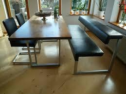 kff designer bank und kff freischwinger stühle leder schwarz