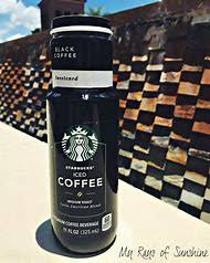 Starbucks Black Iced Coffee