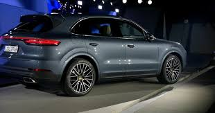 2018 Porsche Cayenne Debuts As Company Says Its More 911-Like Than ... The 2019 Porsche Cayenne Ehybrid Is A 462 Horsepower Plugin People Gemballa Tornado 750 Gts Turbo Stuttgart Pony 2015 S Review First Drive Car And Driver 2018 Debuts As Company Says Its More 911like Than Vintage Car Transport On Truck Stock Photo 907563 Alamy Weird Stuff Wednesday 1987 911 Ford Fire Truck Daimler Macan Look Image Gallery Expands Platinum Edition Used Cars Trucks Lgmont Co 80501 Victory Motors Of Colorado Dealer Inventory 2013 Us Rennlist