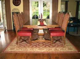 Dining Room Carpet Size Rugs Rug Calculator Area