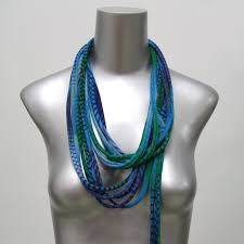 neck scarves for women infinity scarf blue cotton scarf mens