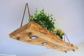 ceiling l wood oak larch 80 120 cm 3 5 led