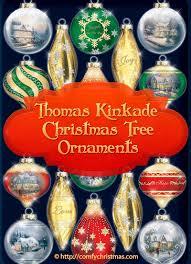 Thomas Kinkade Christmas Tree Train by Thomas Kinkade Christmas Tree Ornaments U2022 Comfy Christmas