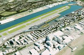 London City Airport unveils £400m redevelopment plans to mark 30th