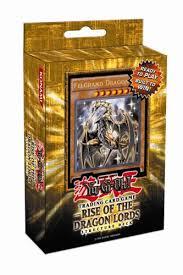 yu gi oh rise of the dragon lords structure deck yu gi oh https