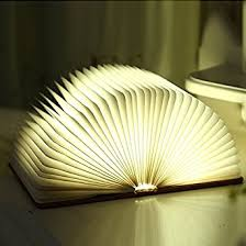 Small Led Book Lamp Colorfull Rechargeable Book Light 4w Usb