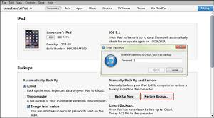 How to Decrypt a Password Protected Apple iTunes iPhone Backup