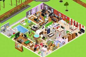 Design Your Dream Home Game Homes Floor Plans