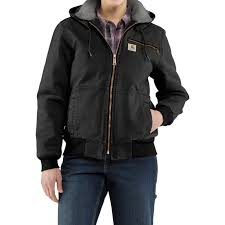 carhartt wildwood weathered duck jacket for women