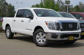 New 2018 Nissan Titan SV Crew Cab Pickup In Roseville #F12059 ...