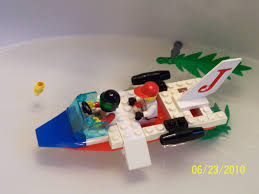 Lego Ship Sinking 2 by Lego Quest Kids June 2010