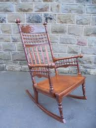 Arts & Crafts Oak Rocking Chair Traditional Wooden Rocking Chair White Palm Harbor Wicker Rocking Chair Pong Rockingchair Oak Veneer Hillared Anthracite Ikea Royal Oak Rover Buy Ivy Terrace Classics Mahogany Patio Rocker Vintage With Pressed Back Jack Post Childrens Childs Antique Chairs Mission Armchair Tiger Styles In Huntly Aberdeenshire Gumtree Solid Rocking Chair