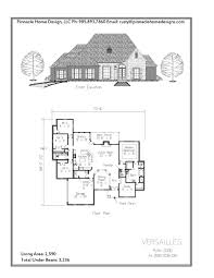 Pinnacle Home Designs The Versailles Floor Plan - Pinnacle Home ... Small Double Storey House Plans Architecture Toobe8 Modern Single Pinnacle Home Designs The Versailles Floor Plan Luxury Design List Minimalist Vincennes Felicia Ex Machina Film Inspires For A Writers Best Photos Decorating Ideas Dominican Stesyllabus Tidewater Soiaya Livaudais