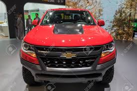 GENEVA, SWITZERLAND - MARCH 7, 2017: Chevrolet Colorado Pickup ... 2018 Chevrolet Colorado College Grad Educator Discount At Wood For Sale In Oxford Pa Jeff Dambrosio Zr2 Aev Truck Hicsumption 2015 Holden Storm Is A Special Edition Pickup From 2017 V6 Lt 4wd Test Drive What About The Us Shows Second 0rally8221 Unveils Says Midsize Pickup Will Geneva Switzerland March 7 New Truck Ext Cab 1283 Fayetteville 4 Door Courtice On U238 Midsize