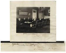 woodrow wilson cabinet members woodrow wilson collectibles 1913 1921 ebay