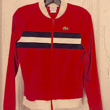 Lacoste Vintage Sport Jacket 2005