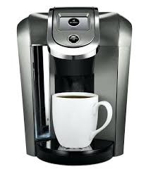 White Keurig Coffee Maker 2 0 Brewing System K55