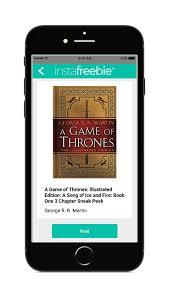 Instafreebie free ebook giveaways