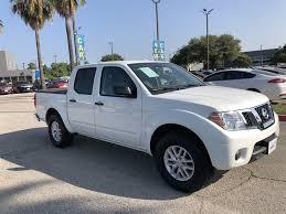 Pre-Owned 2018 Nissan Frontier SV V6 Crew Cab Pickup In San Antonio ...
