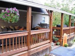 Awesome Back Porch Designs Ranch Style Homes Photos - Decorating ... Awesome Style Ranch House Plans With Wrap Around Porch House Stunning Front Designs For Colonial Homes Ideas Decorating Inspiring Home Design Mobile Porches Outdoor Houses Exterior Walkout Covered Modern Deck Back Best Capvating Addition Pinterest On With Car Port Excellent Front Porch Flossy Wooden Apartments Homes Porches Beautiful Elegant Designs