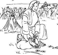 Biblekidseu Anticotestamento Ruth Coloring
