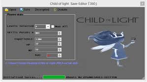 Child of Light Save Editor [NEW] Xbox 360 Mod Tool