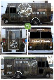 100 Food Trucks Boston The Farmstand Truck Area Vending Inc Www