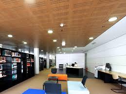 faux plafond mtallique un plafond suspendu est un