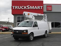 100 Bucket Trucks For Sale In Pa 2007 CHEVROLET EXPRESS G3500 BUCKET BOOM TRUCK FOR SALE 11047