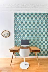 tapisserie pour bureau papier peint pour délimiter l espace bureau