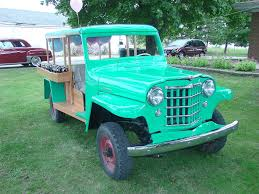 Early 50's Willys/jeep Truck Pics Request | The H.A.M.B. 1955 Willys Jeep Truck Youtube 2013 Sema Show Top 25 Trucks And Suvs Photo Image Gallery Truck Nuts Book Contest 1948 Willys Jeep Pickup Are You A Super Hurricane Six 1956 Pickup Bring Trailer Rare Aussie1966 4x4 Vintage Vehicles 194171 Interior 4wd Paint 1950 Rebuild Pinterest Jeeps Ton 4x4 Mb 11945 Museum Of The 1960 Submitted By Rod James 15 Most Revolutionary Pickups Ever Made