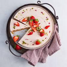 erdbeer philadelphia torte ohne backen