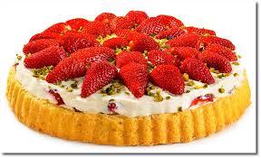 erdbeer torte mit mascarpone