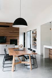 Black Kitchen Table Decorating Ideas by Best 25 Modern Dining Table Ideas On Pinterest Modern Dining
