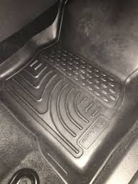 Husky Weatherbeater Floor Mats Canada by Husky Rs Specific Floor Liners Available Now