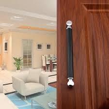 bouton placard cuisine 128mm moderne de mode meubles poignée noir cuisine armoire