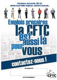 tracts fédération cftc sante sociaux syndicat cftc union