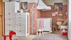 mädchenzimmer einrichten ideen in rosa ikea deutschland