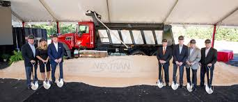 Nextran Breaks Ground On Flagship Atlanta Area Truck Center For ...