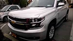 Chevy Tahoe Rental Car Review - YouTube