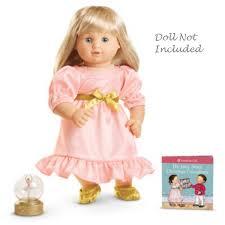 Amazoncom American Girl Bitty Twin Ballerina Nightgown For 15