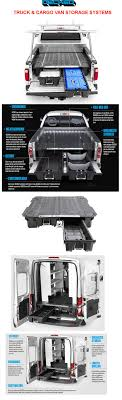 Check Out Our DECKED Truck & Cargo Van Storage Systems. #truckbed ...
